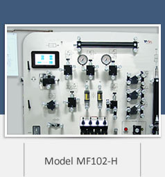 Hydraulic Simulator - Model MF102-H