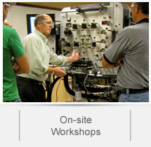 On-site Workshops